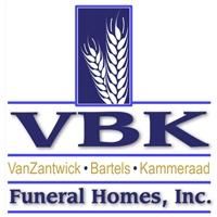 VANZANTWICK – BARTELS – KAMMERAD FUNERAL HOMES