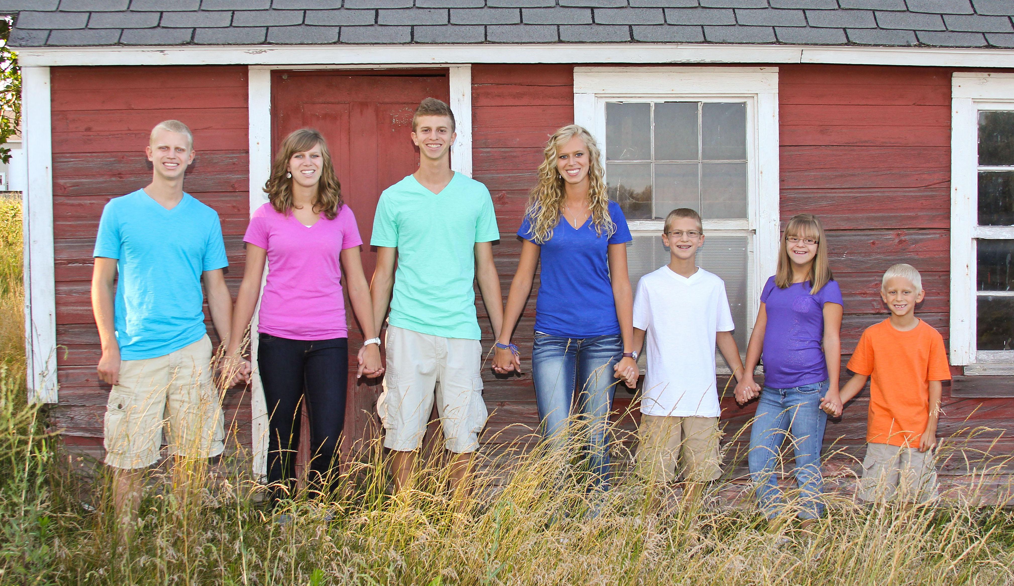 Annah Huisman family 2