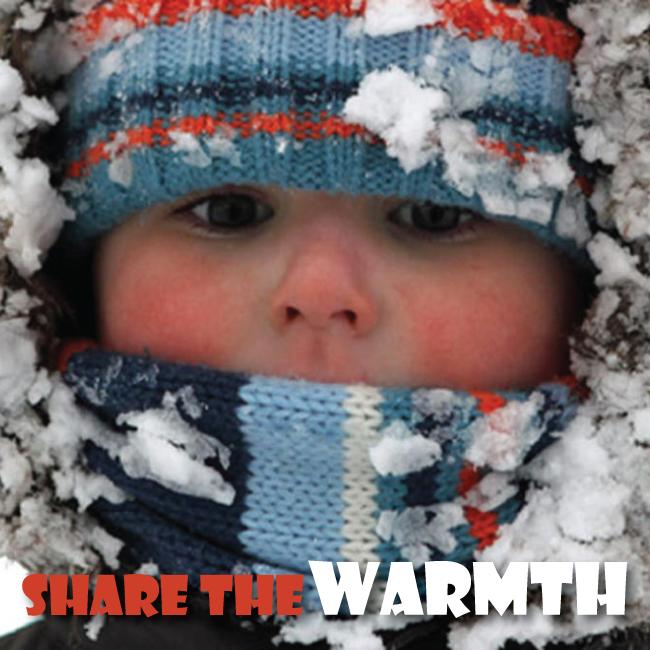 SHARE THE WARMTH 2018 | JQ99